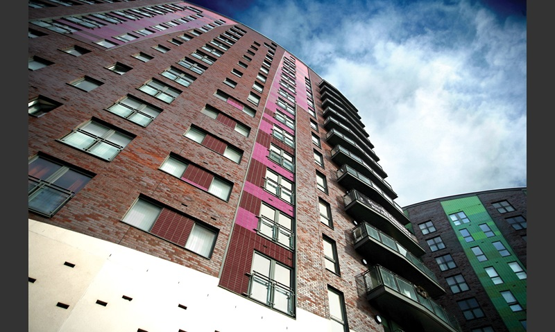 Echo Central Leeds CORIUM Case Study PGH Bricks