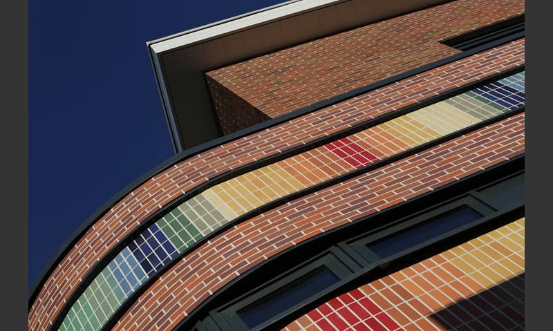 Loughborough College CORIUM Case Study PGH Bricks