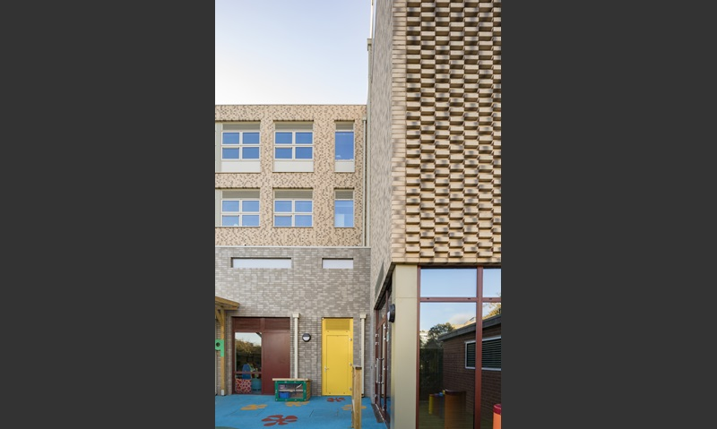 Paxton School CORIUM Case Study PGH Bricks