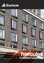 PGH CORIUM case study Hercules House brochure PGH Bricks